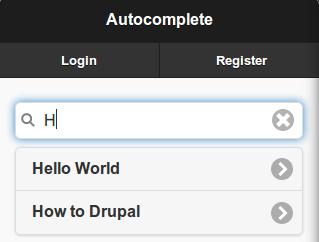 Autocomplete with Remote Views JSON Data - DrupalGap 7 Docs